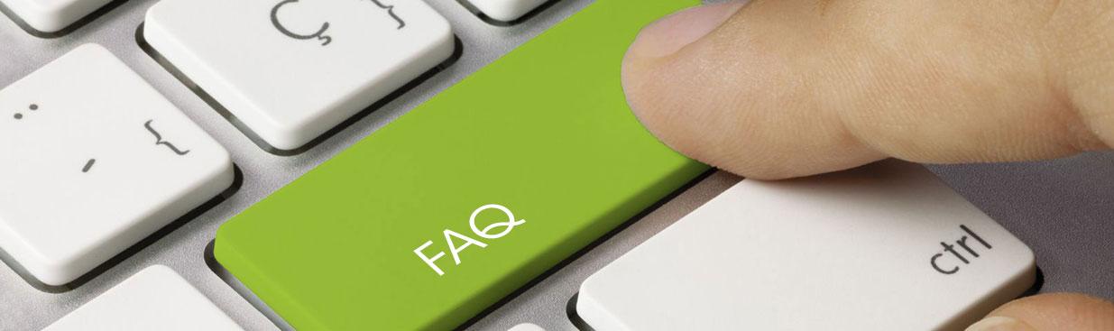 faq page banner